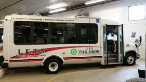 Read more about the article Saturday LETS service added an additional bus