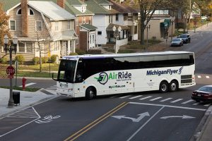 Read more about the article Michigan Flyer AirRide To Resume Service April 26, 2021