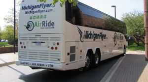 Read more about the article Express Bus to Airport Starts in Our County