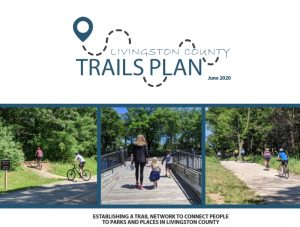 Read more about the article Press Release: Livingston County Trails Plan